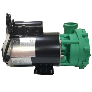 Jacuzzi Pump - 3 HP, 2 speed for Swim Spa Hydrotherapy.
