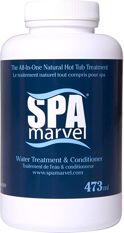 Spa Marvel Water Treatment (3 month), enzymes