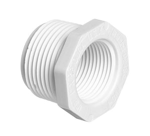 "Threaded Bushing 2""-1.5"" MalexFemale"