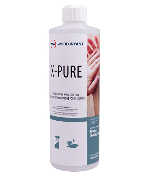 WW X-Pure Antimicrobial Hand Moisturizing Liquid (500ml)