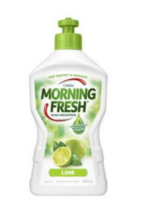 Morning Fresh Lime Dishwashing Liquid 400ml