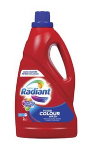 Radiant Mixed Colours Wash Front Loader Laundry Liquid