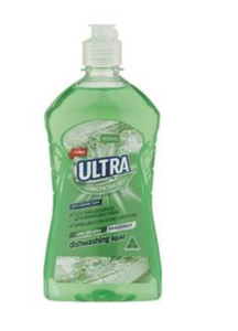 Ultra Concentrate Lime Dishwashing Liquid 450ml