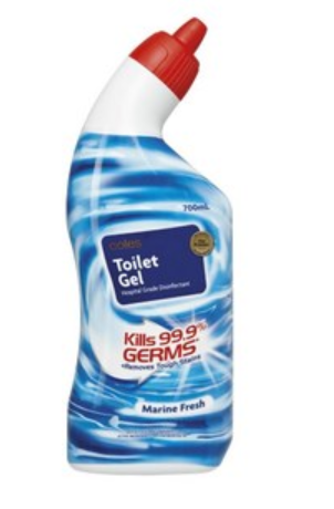 Marine Fresh Toilet Cleaner Gel