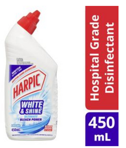 Harpic Original White & Shine Bleach Gel