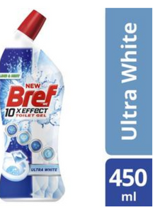 Bref Ultra White Liquid Toilet Cleaner
