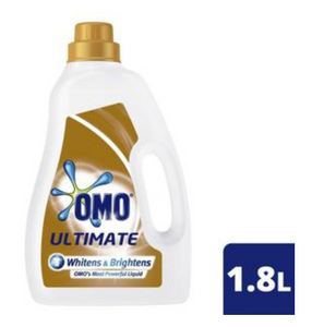 OMO Ultimate Front & Top Loader Laundry Liquid Detergent