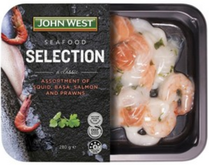 John West Seafood Selection 280g