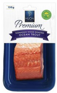 Huon Tasmanian Wood Roasted Ocean Trout 150g
