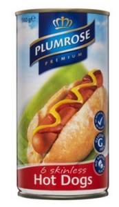 Plumrose Skinless Hot Dog