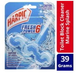 Harpic Fresh Power6 Toilet Cleaner Marine Splash