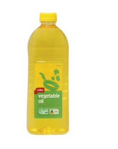 Blended Vegetable Oil 2L