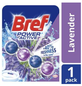 Bref Active Power Toilet Cleaner Lavender