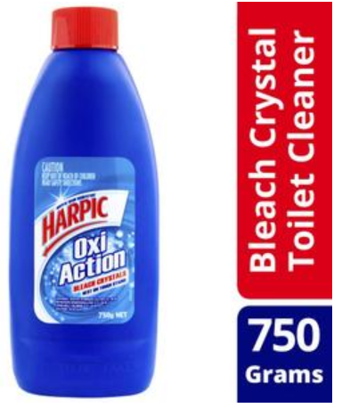 Harpic Oxi Action Toilet Cleaner Crystals