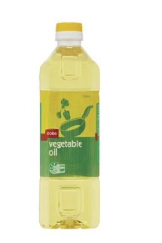 Vegetable Oil Blended 750mL