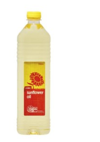 Sunflower Oil 750mL