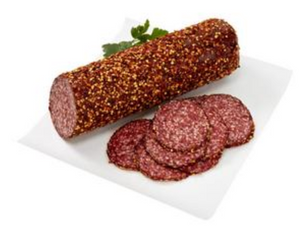 Deli Primo Chilli Coated Salami 125g