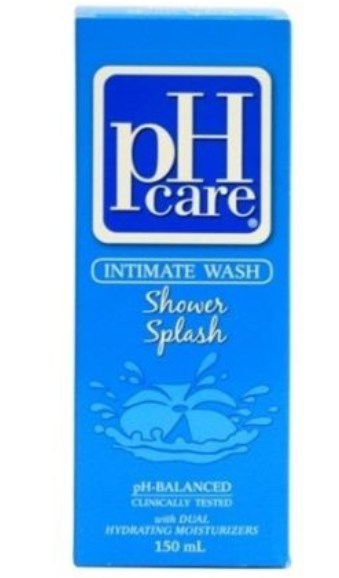PH Care Shower Splash Blue 150ml