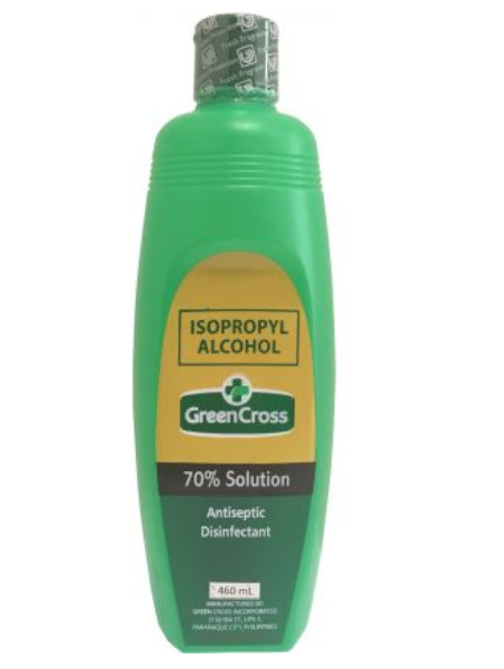 Green Cross Alcohol 500ml