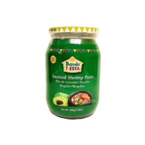 BARIO FIESTA SAUTEED SHRIMP PASTE ORIGINAL 250g
