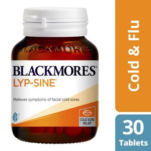 Blackmores Lyp-Sine Tablets
