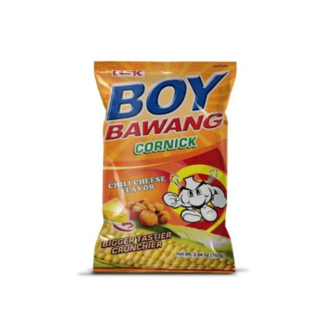 Boy Bawang Chilli Cheese  100g