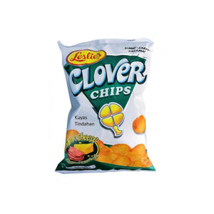 CLOVER CHIP HAM and CHEESE 145g