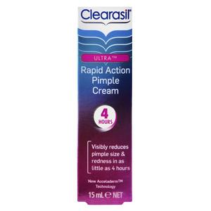Clearasil Rapid Action Ultra Pimple Cream