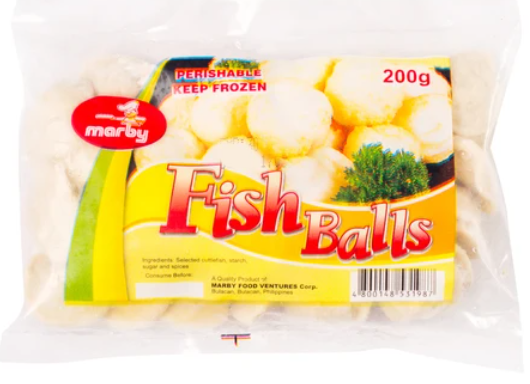 Fro Fish Ball 200g