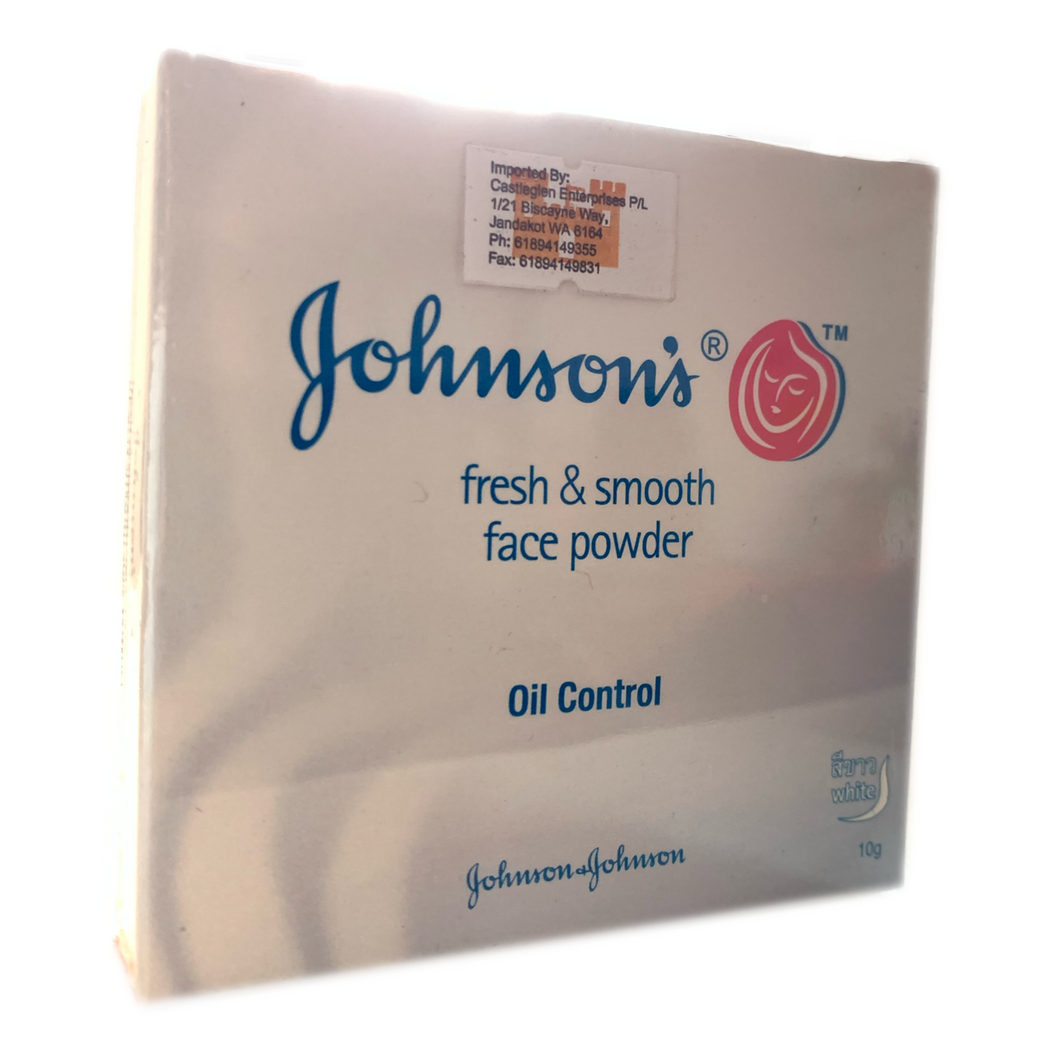 Johnson's Face Powder Oil Control 10g