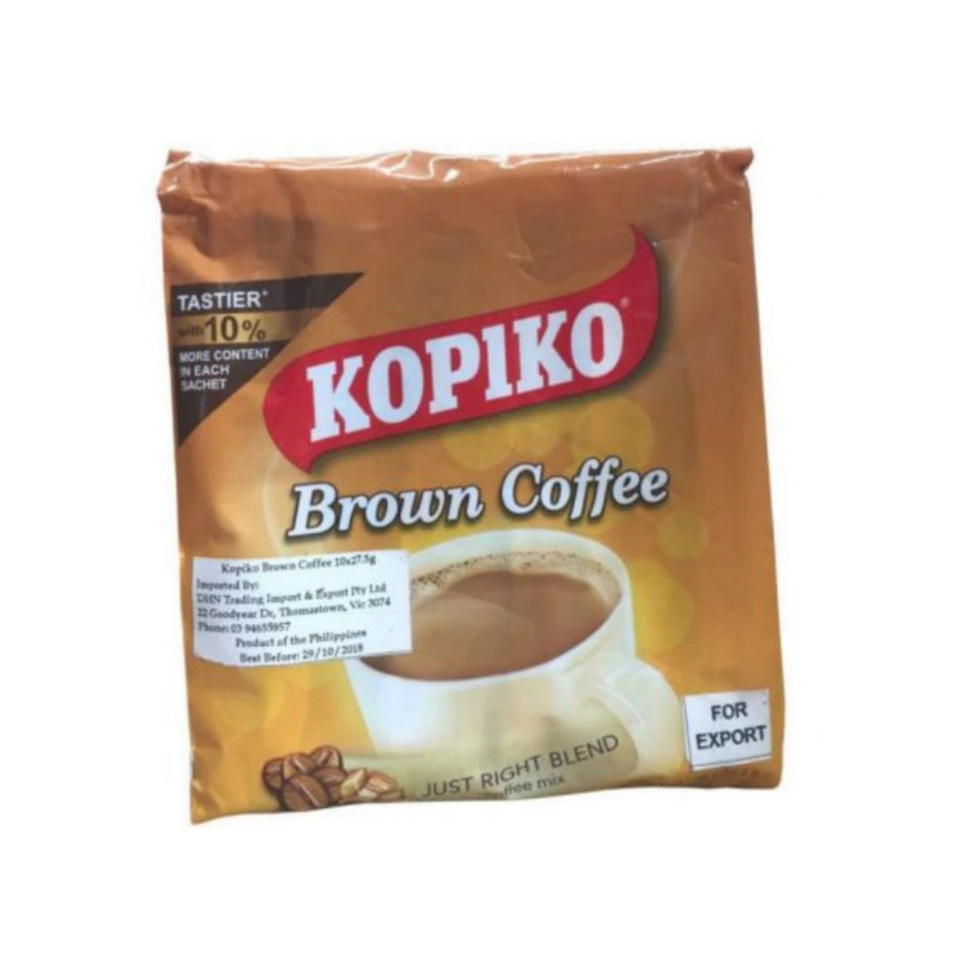 Kopiko Coffee Brown 10x25g
