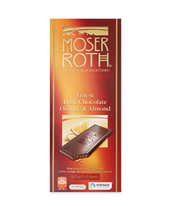 Moser Roth Chocolate Block 125g