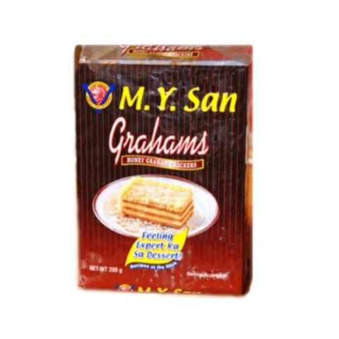Mysan Graham Honey 10x25g