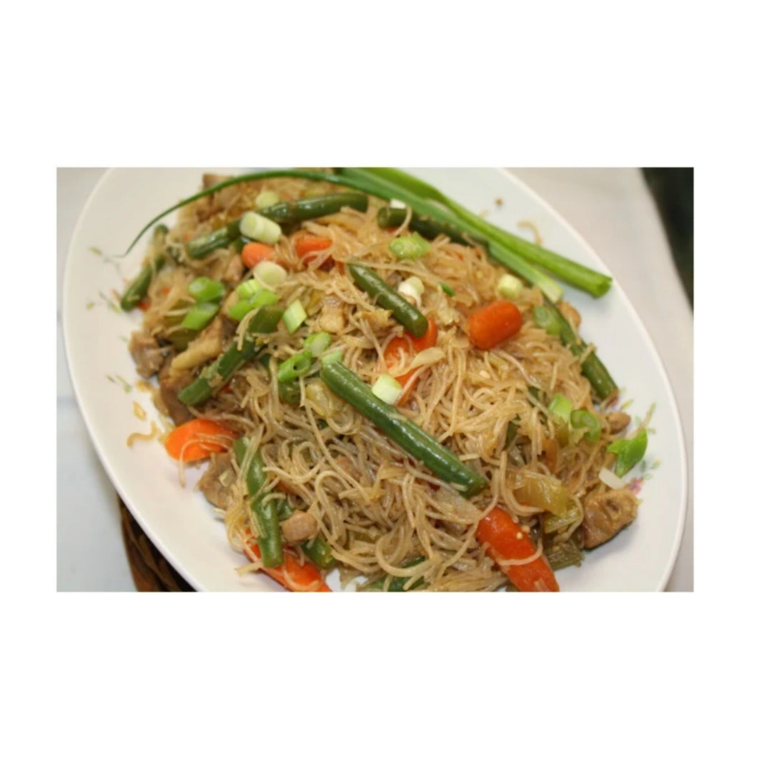 Pansit Bihon Party Tray by Happy hut