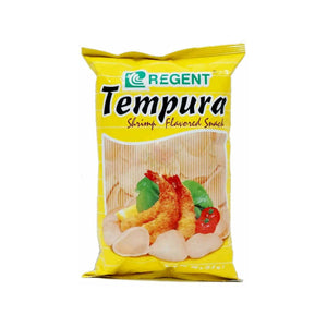 Regent Tempura Shrimp Flavored Snack - 100g