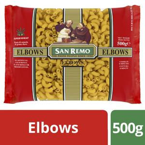 San Remo Pasta Elbows No 35