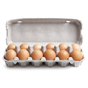Farm Fresh Cage Eggs 12 pack