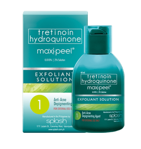 Maxipeel #1 Exfoliant Solution 60ml