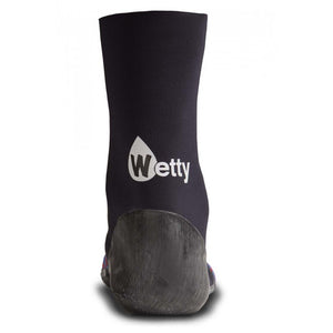 WETTY CHAUSSON SURF 3MM BLACK XLARGE