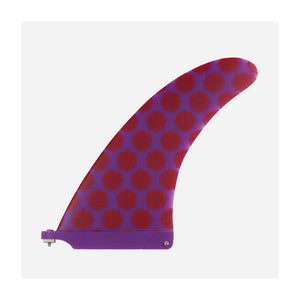 "CAPTAIN FIN CO Dérive Longboard - Josh Hall x T. Moeski 8.5"" - Purple,"