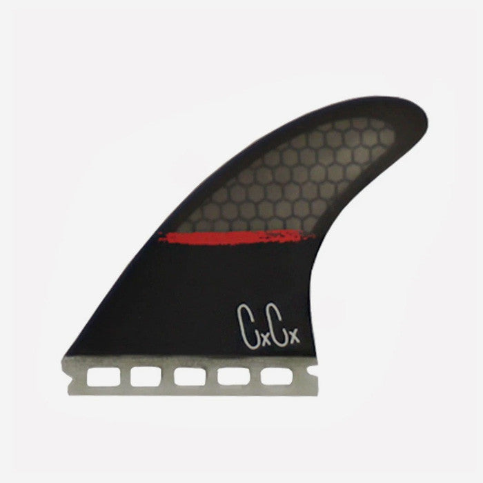 CAPTAIN FIN CO Dérives 5-fins Single Tab - Chris Christenson Splatter,