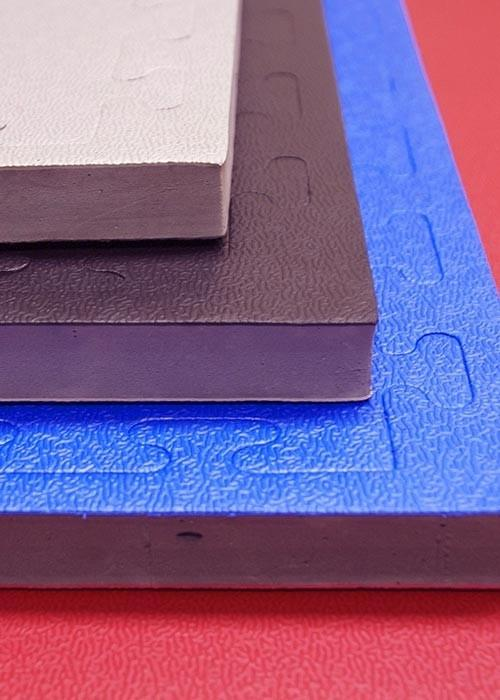 Grappling Mats, 25 mm thickness, 100 sqf