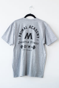 Primal Academy Team, Gym tshirt