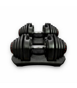 AVAILABLE, call us. Adjustable Dumbbell Pair (10-90lbs)