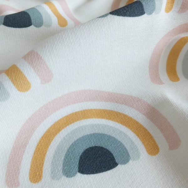 Rainbows - French Terry Fabric - Olabela