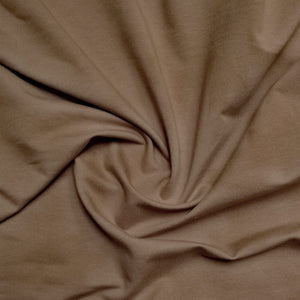 Dark Beige - French Terry Fabric - Olabela