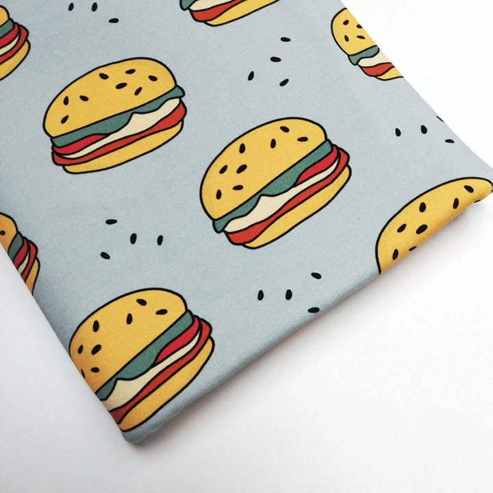 Big Burgers - French Terry Fabric - Olabela