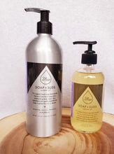 Load image into Gallery viewer, Refillable Lemon Lavender Hand and Body Wash
