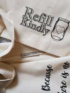 Refill Kindly Save the Bees Tote bag