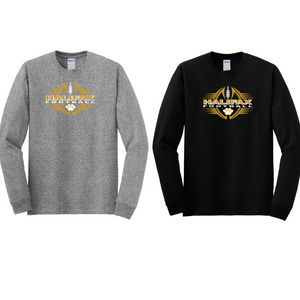 Halifax Football Long Sleeve Tee